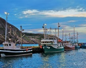 Southside boats- 8x10 Photograph