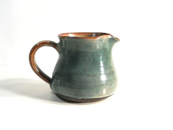 Vintage Campden England Pottery Jug
