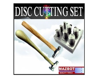 Mazbot Professional Grade Disc Cutting Kit