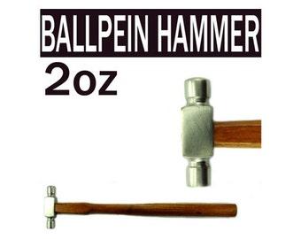 2oz Mazbot Ball pein Hammer  -   BH07