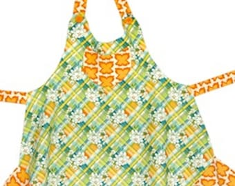 Sassy Plus Size Apron Pattern Free Shipping in USA