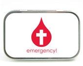 Emergency Large Tin - TINLG06