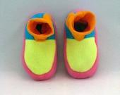 US6 EU22 Children  Eco Friendly Pauschen slippers Neonitwe