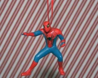 Marvel Comics Amazing Spiderman Movie Version Christmas Ornament