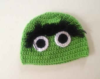 Crochet Lovable Oscar Hats