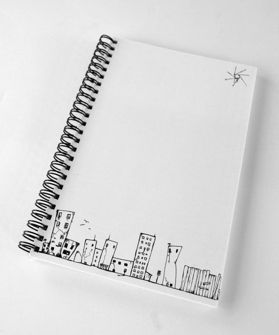 Spiral Notebook, Urban Decay, Note Paper, Journal