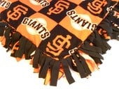 San Francisco Giants Fleece Throw