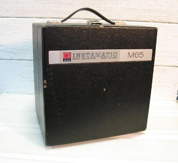 Vintage Kodak 8mm Projector M65