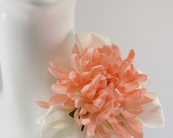 Corsage, Mum Corsage, Pink Corsage, Mother's Day, Grandmother's Gift