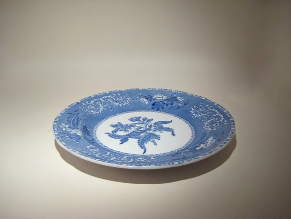 Spode's Camilla Blue and White B & B Plate