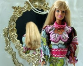 Barbie Mod Hippie Dress