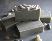 Tea Tree Mint Sea Clay Facial Soap