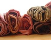 Naturally Dyed Playsilks - Pot Luck set of 3 silks