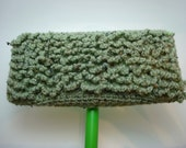 Eco-Friendly Green Flecked Reversible Swiffer Cover