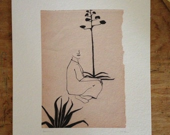 Garden - Art Print