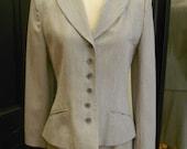 Ilie Wacs Vintage Designer Suit