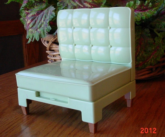 Vintage Doll House Chair Furniture