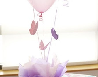 Popular items for balloon centerpieces on Etsy