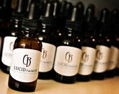 1/2 oz LUCID Facial Oil - Face Moisturizing Oil with Acne Treatment and Oily Skin In Mind - With RECIPE
