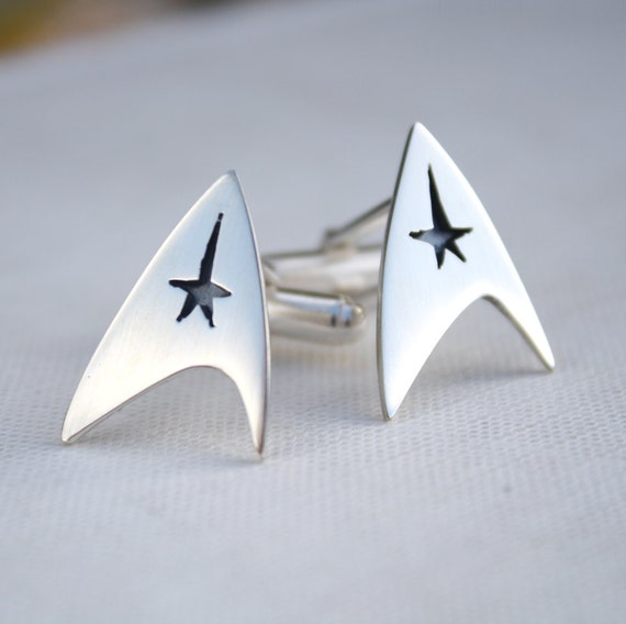 Star Trek Cufflinks | Star Trek Gift Guide