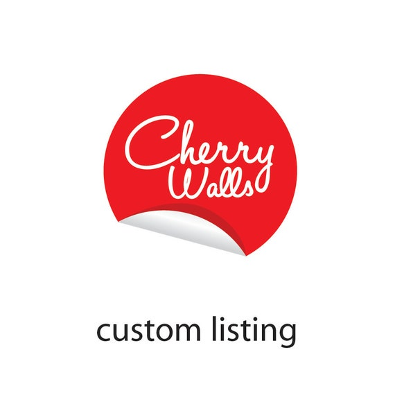 Custom listing for laycbay