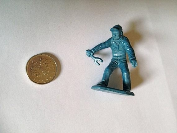 Tiny Vintage Mechanic