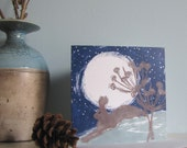 Card called Midnight Hare