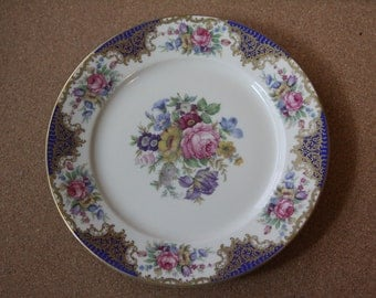US ZONE Germany- Rosenthal SELB Plate