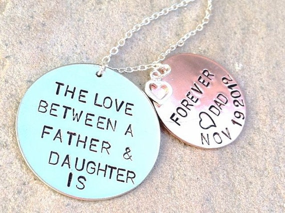 The Love Between A Father And Daughter Is Forevervalentine