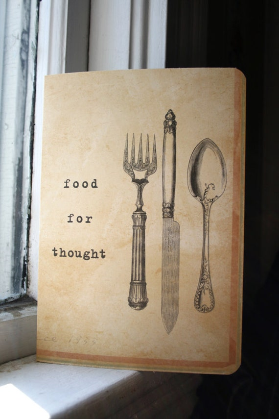 food for thought journal
