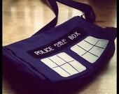 TARDIS Doctor Who Tablet bag