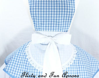 Wizard of Oz Dorothy Costume Apron