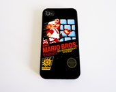 Mario bros case for iPhone 5S, iPhone 5, iPhone 6 and iPhone 6s