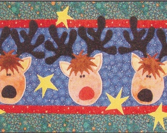 Christmas Table Runner Pattern from Linderella's