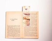 nature aspen trees bookmark - photo bookmark back to school reading bookworm birthday holiday