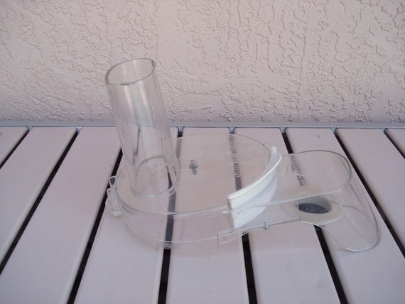 BLACK And DECKER Quick And Easy Plus Food Processor Work Bowl Lid Model FP1400 Replacement parts.