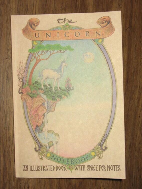 The Unicorn Notebook