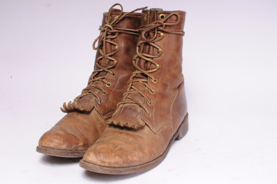 Justin Size 8 B Woman's Boot