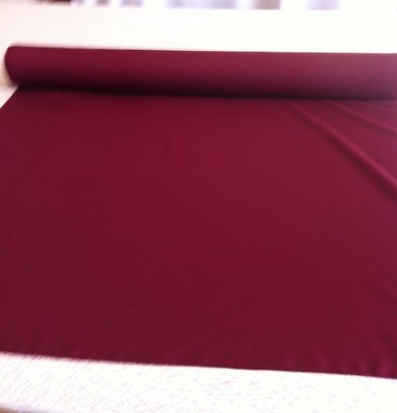 Burgundy Custom Made Aisle Runner 50 Feet Long 36 inches Wide