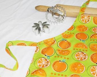 Oranges Child Apron