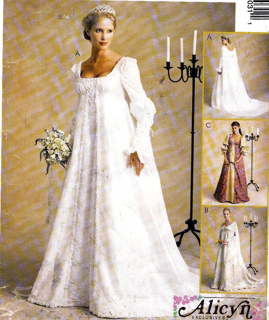 Medieval Wedding Dresses Canada