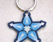 Aqua's Lucky Charm - Kingdom Hearts Keychain from Birth By Sleep