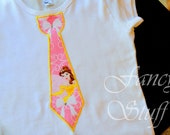 Princess Tie Shirt