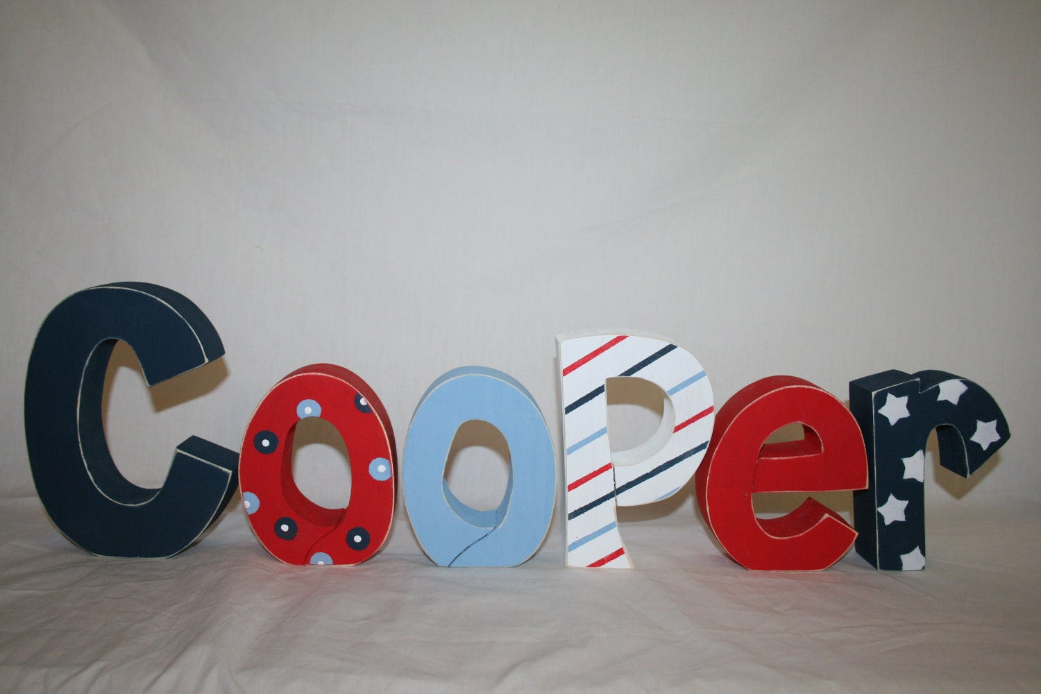 Items Similar To Baby Boy Nursery Letters Childrens Room