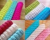 Any Two Spa Cloth Washcloth Crochet Patterns PDF