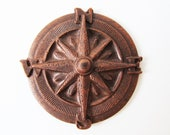 5 Chocolate Compasses: Burnt Copper