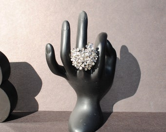 Posey Bouquet Ring
