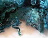 Hand Dyed Mohair Locks - Ivy Trellis - M3