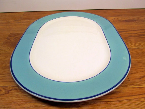 Serving Platter - Pagnossin Ironstone -Made in Italy