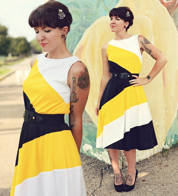 Queen Bee Dress - Size S